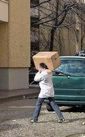 It's easy to return a package to FedEx.