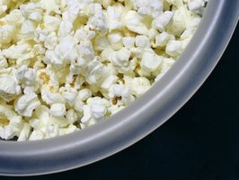 Delicious homemade popcorn is easy.
