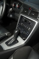 An automatic transmission handle.