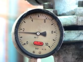 Home well systems require a pressure tank to insure adequate water pressure.