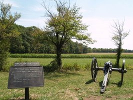 Audio tours of Gettysburg provide a direct exerience in learning about battle history.