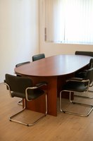 Meeting need not be held in a traditional room---you can organize them online.