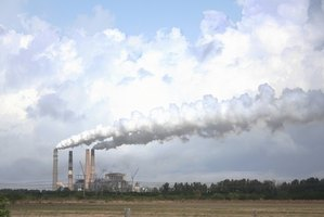 Atmospheric pollution is deadly for both people and the environment.