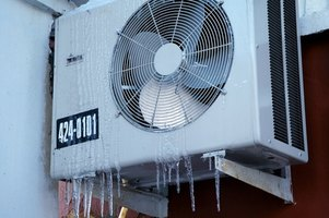 Air conditioning and refrigeration technicians install and repair units.