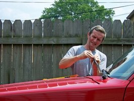 Replacing your own windshield wipers is a quick and easy way to save a few dollars.