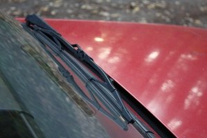 Windshields without state inspection stickers are subject to fines.