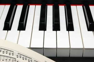 Play Simple Songs on a Keyboard