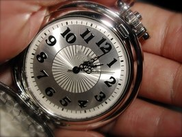 Changing the battery on a Swiss Army pocket watch is simple.