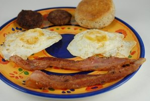 Breakfast---the best meal of the day.