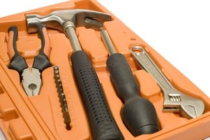 Handymen use a variety of tools.