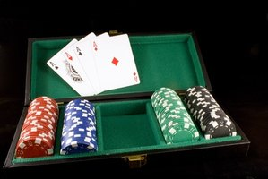 A croupier must be proficient at various table games and in dealing with the general public.