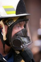 Firefighters in Washington State undergo a series of test in the recruitment process.