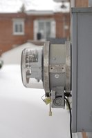 Installing your meter box yourself makes economical sense.