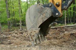 Get the job done with a used backhoe.