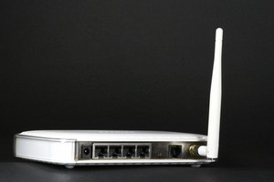 Wireless routers usually have one or two antennas, which you can boost.