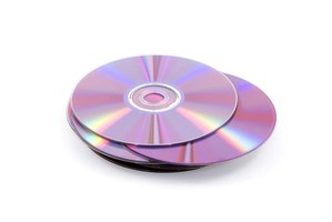 Unencrypted DVD movies can be copied.