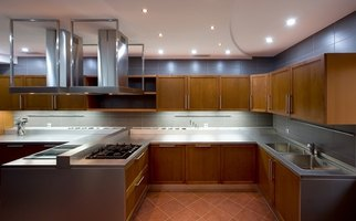 Install Base Kitchen Cabinets on an Uneven Floor