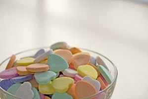 Valentine's Day parties need to be spiced up for older students.