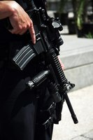 Be an armed security guard in New York.
