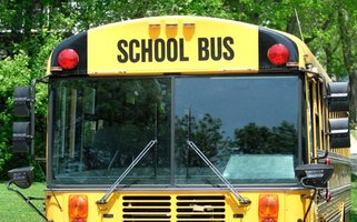 School bus drivers work part time.
