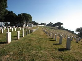 Military members who served honorably are offered special burial procedures.
