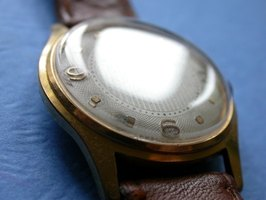 Most older watches use a wind-up mechanism