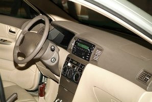 Keep the car interior clean with routine cleaning.