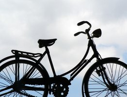 Industrial bicycles are available in a variety of shapes and sizes designed to haul many different loads.