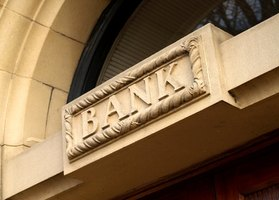 You can get a bank loan from a bank or from a delaership.