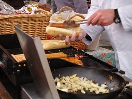 If you love to cook, then running a catering business may be for you.