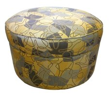Ottomans are perfect for your condo.
