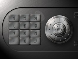 Lock your personal items in a safe.