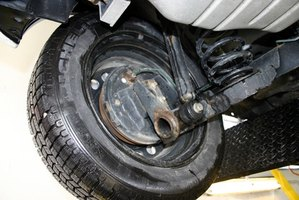 This is one type of trailing arm suspension.
