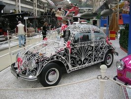 VW vehicle