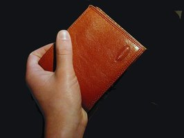 You can spot an authentic checkbook wallet easily.