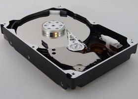 Your hard drive contains all of your computer's data.