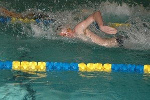 Swimmers often develop tinnitus.
