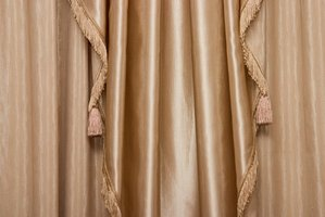 Pleating styles help to define what draperies look like.