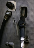 The fuel filter guards your engine against debris that may be in the fuel tank.