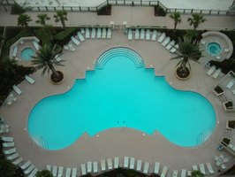 Fiberglass pool repair are simple.