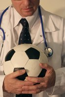 A career as a sports physician.
