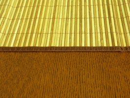 Bamboo rugs are more durable than other types of floor coverings.