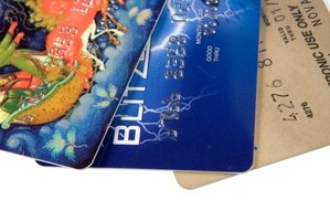 Credit cards offer a variety of convenient features.