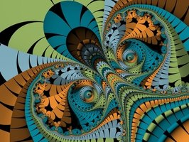 This is an example of fractal art