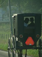 The Amish live primarily in Pennsylvania, Ohio and Indiana area, including York County, PA.