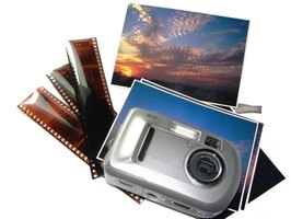 Use archival paper or plastic for safe photo storage.