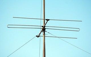 Build the Pennyloop UHF Antenna Radio antenna Ham radio antenna