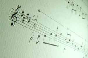 how to find key signature in harmonisation