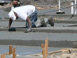 Job Description for a Concrete Laborer