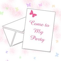 You can make a simple party invitation without downloading any software.